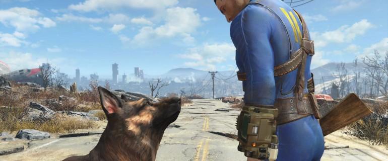 Fallout 4, arrivata la patch per PS4 che risolve i problemi audio
