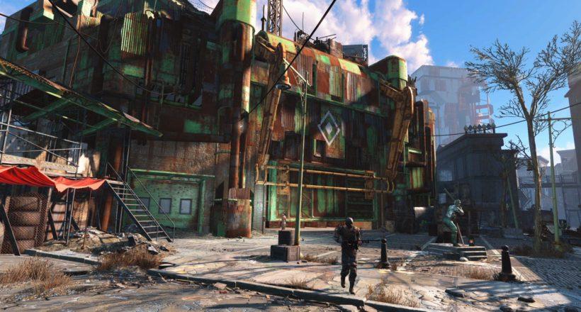 Fallout 4, disponibile la prima patch ufficiale per PC