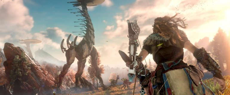La colonna sonora di Horizon Zero Dawn è disponibile su Spotify