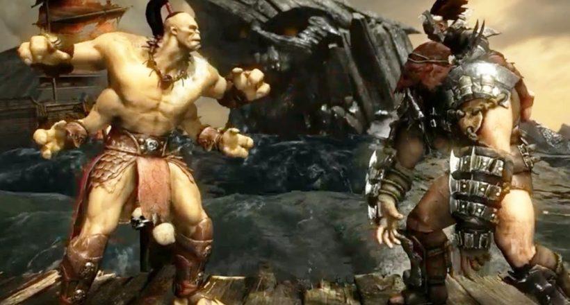 Mortal Kombat X: nuovi DLC nel 2016