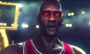 "Michael Jordan ""spiritato"" nel video-promo di NBA 2K16"