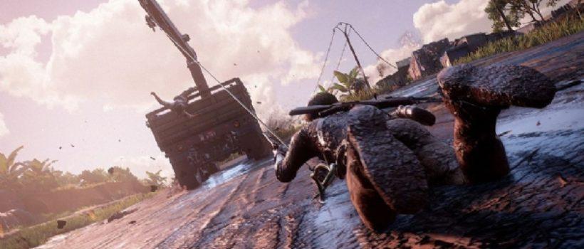 Uncharted 4, niente server dedicati