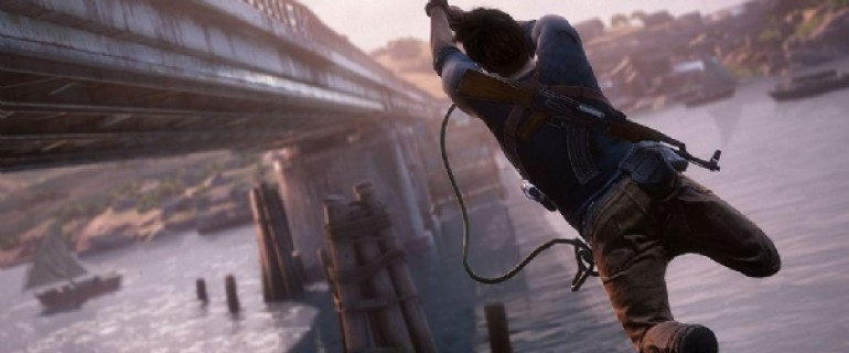 "Uncharted 4, la Naughty Dog: ""Sarà l'ultimo per noi"""
