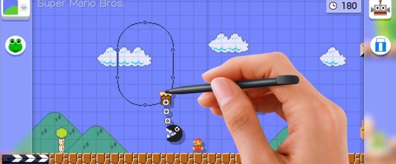 Super Mario Maker si aggiorna alla versione 1.31