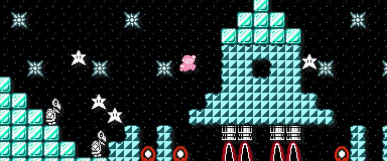 Arrivano i checkpoint in Super Mario Maker