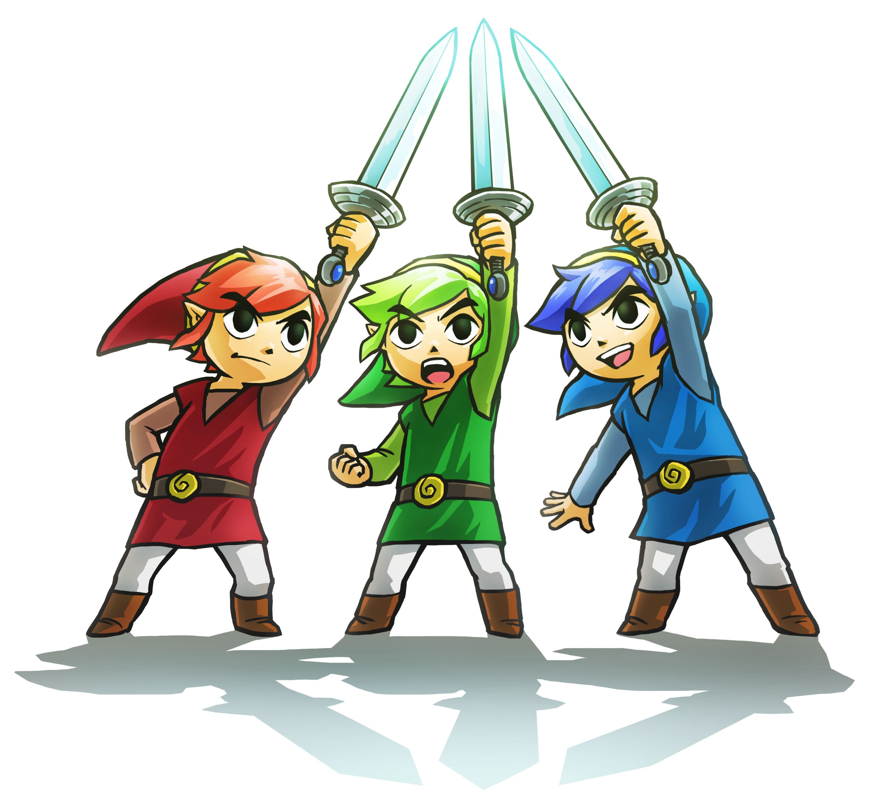 Zelda.triforce.heroes.rece