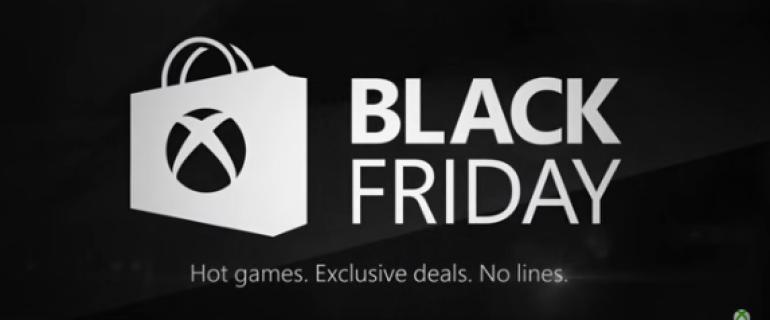 Xbox Store, nuove offerte per il Black Friday