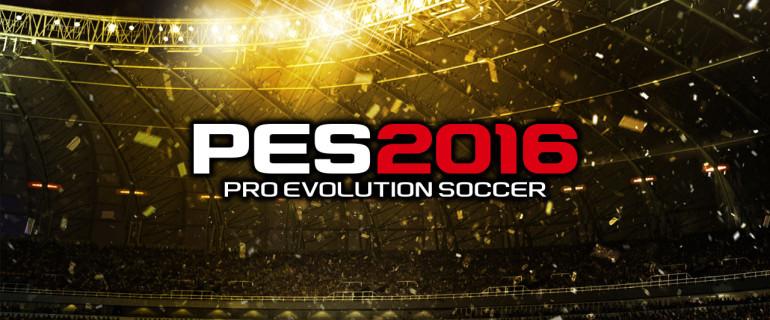 Offerte natalizie del Playstation Network:  PES 2016 a 29,99 euro!