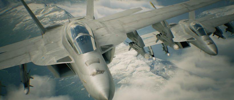 Ace Combat Infinity arriva al capolinea, server in chiusura