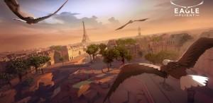 Ubisoft annuncia Eagle Flight: tutti falchi con Playstation VR