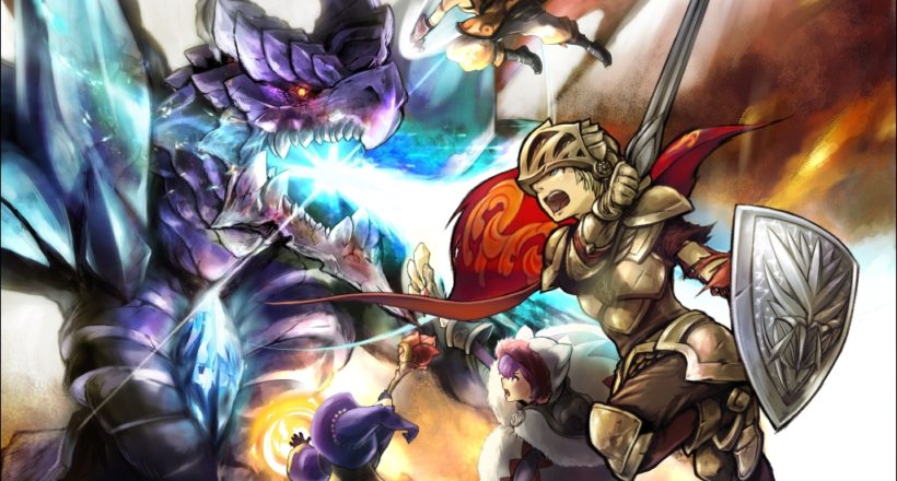Final Fantasy Explorers presenta gli Eidolon