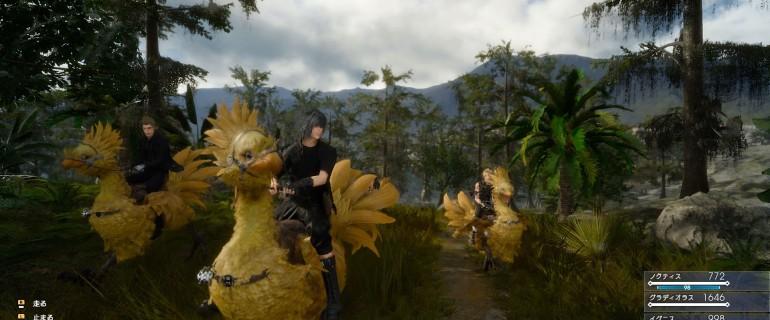 A gennaio Square Enix ci svelerà di più su Final Fantasy XV