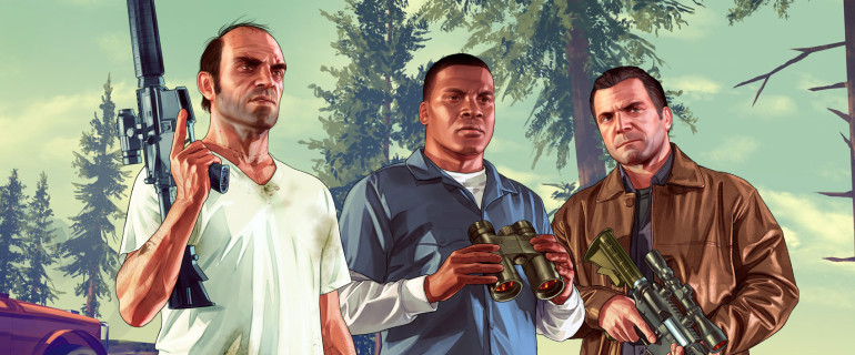 PlayStation Store: la terza offerta di Natale per PS4 è Grand Theft Auto V
