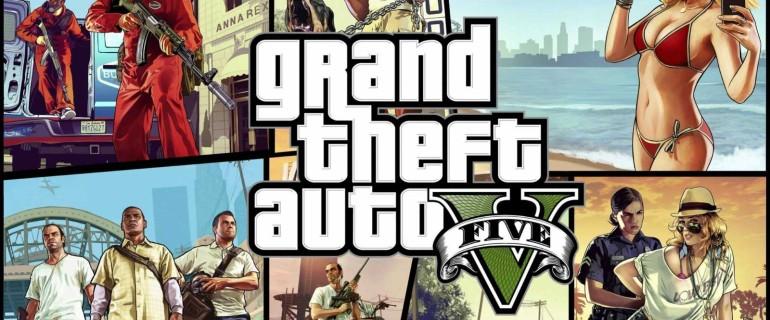 GTA V in promozione natalizia su PlayStation Store