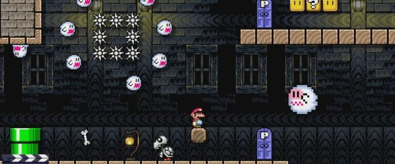 Arriva il portale Super Mario Maker Bookmark