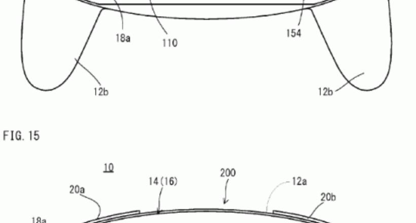 Depositato il brevetto del controller di Nintendo NX