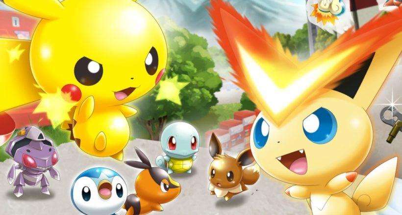 Pokémon Rumble World: pronta la versione retail