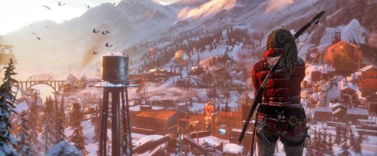 """""""Modalità Stoicismo"""", ecco il nuovo DLC per Rise of the Tomb Raider"""