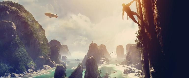The Climb: scaliamo le montagne con la realtà virtuale.