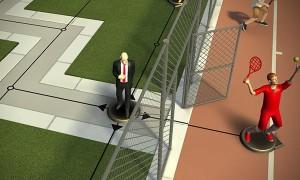 Hitman GO, il video del gameplay per le console Playstation