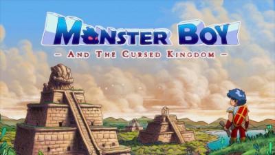 Monster Boy and the Cursed Kingdom: ma quanto ci piace il nuovo trailer!