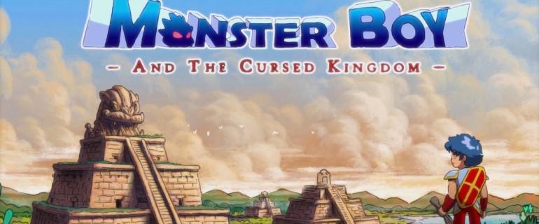 Ecco il trailer di Monster Boy And The Cursed Kingdom, seguito ideale di Wonder Boy