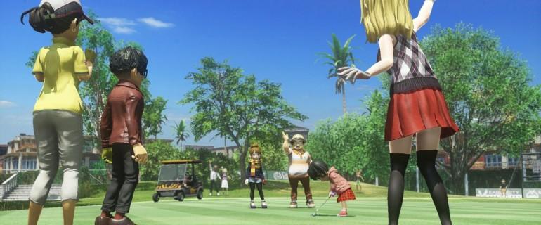New Everybody's Golf, nuovo trailer e immagini del gioco