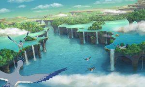 Ni No Kuni II, un nuovo video ci mostra la visuale dall'alto per costruire il proprio regno