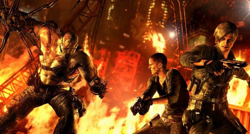 Arriva Resident Evil 6 su PS4 e Xbox One?