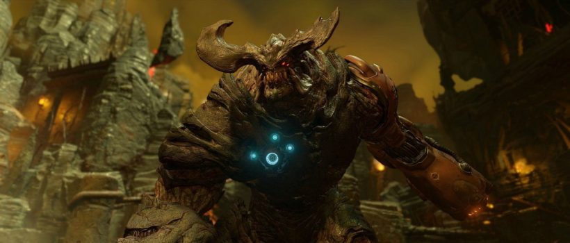 Doom su Nintendo Switch girerà a 720p