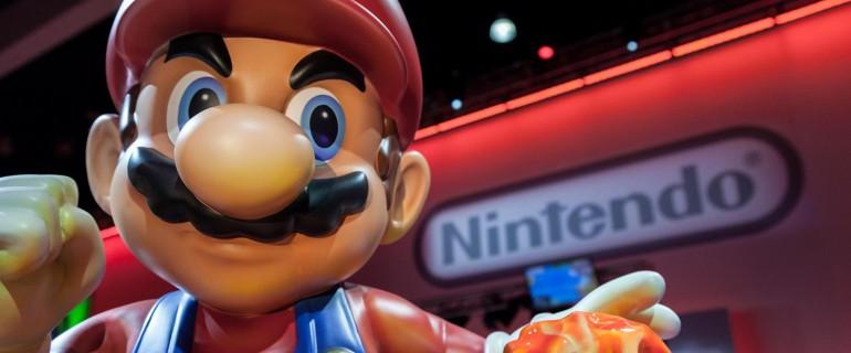 Nintendo Switch in prova a Let's Play Festival del Videogioco