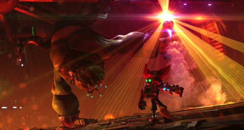 Nuovo trailer e data di uscita per Ratchet & Clank