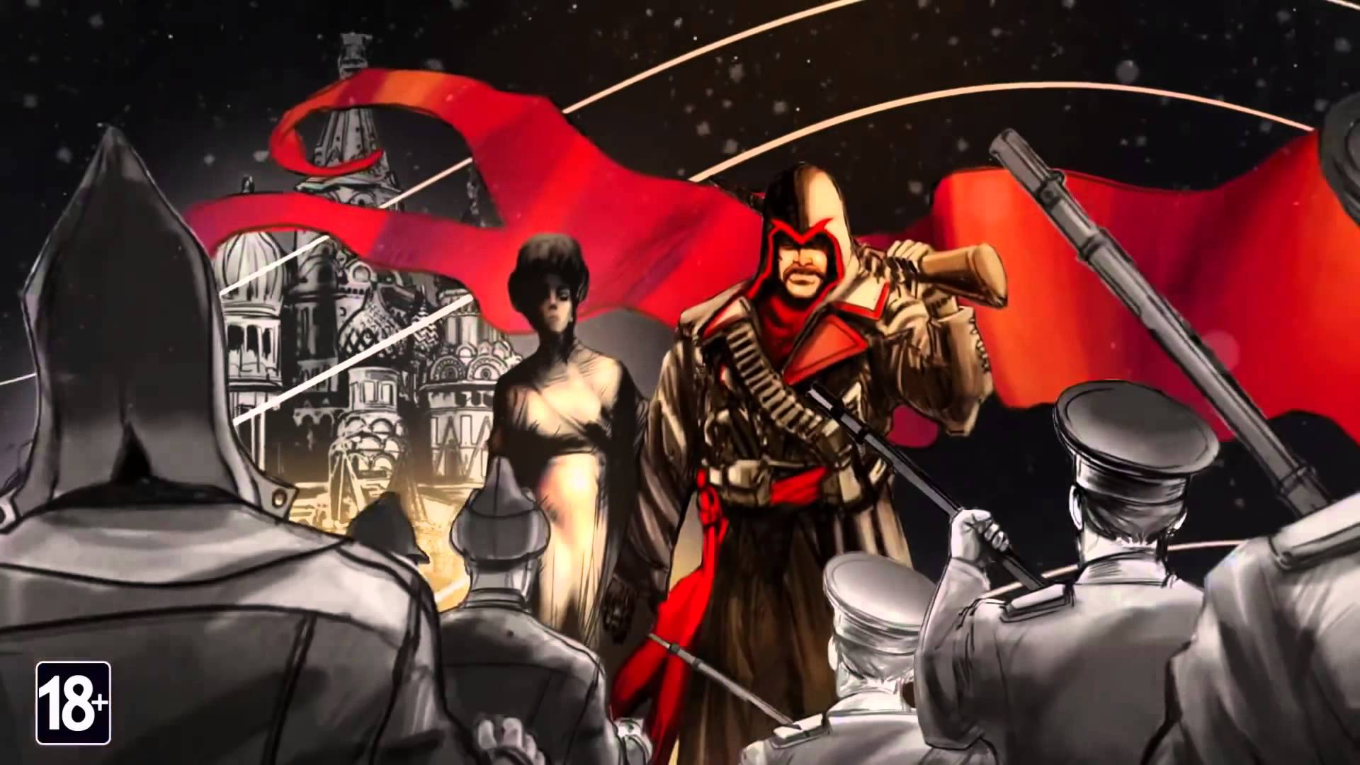 Assassin's Creed Chronicles: Russia - Videogiocare.it