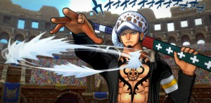 Nuovo trailer per One Piece Burning Blood