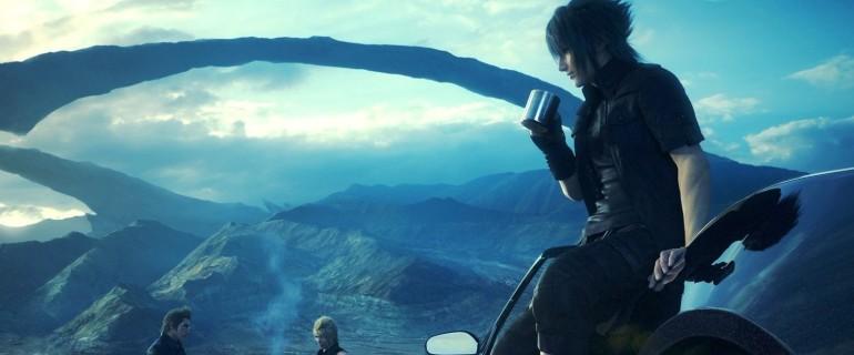 Final Fantasy XV supporterà la PS4 Pro, ma il gioco è ottimizzato per la PS4 normale