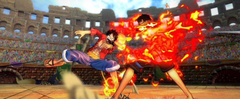 Monkey D. Garp e Caesar Clown disponibili in One Piece Burning Blood