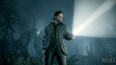 Alan Wake in offerta su Steam a 2,79 euro