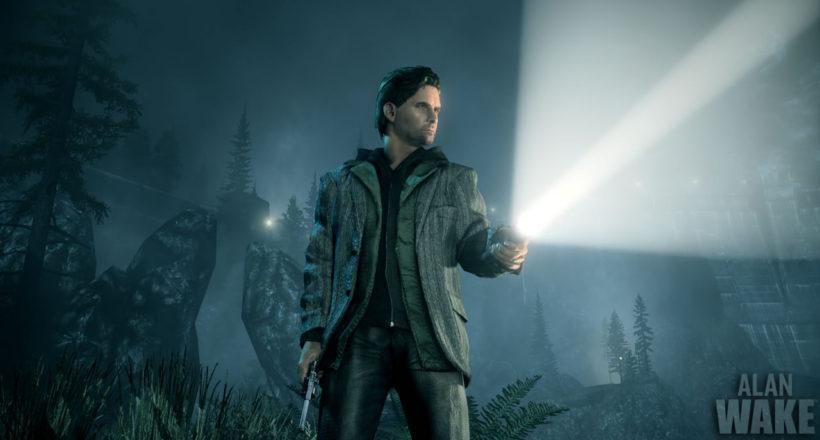 Alan Wake Remastered è ufficiale: arriverà su PS5 e PS4, Xbox Series X|S, Xbox One e PC