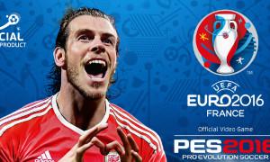 PES 2016, disponibile il Data Pack 3.0 con il DLC Euro 2016