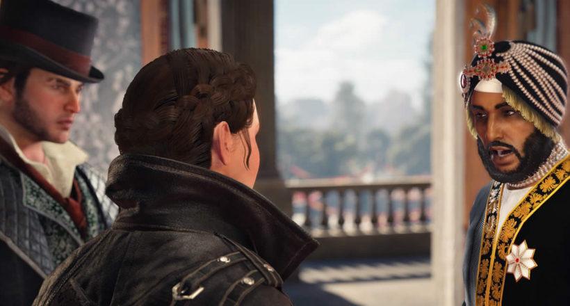 L'ultimo Maharaja, espansione di Assassin's Creed Syndicate, è disponibile da oggi