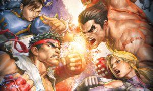 Tekken X Street Fighter, sospeso lo sviluppo