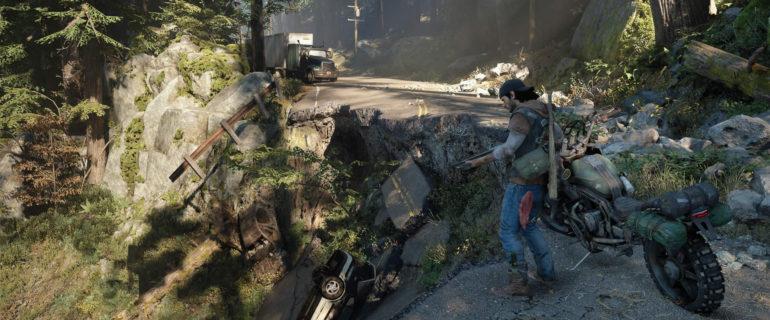 Days Gone: nuove informazioni sulla data di uscita e prima ora di video gameplay