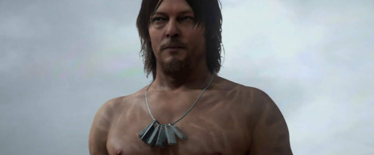 Death Stranding si mostra un primo trailer di gameplay all'E3 2018