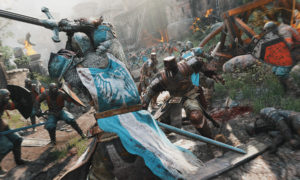 For Honor si mostra con un lungo gameplay all'E3
