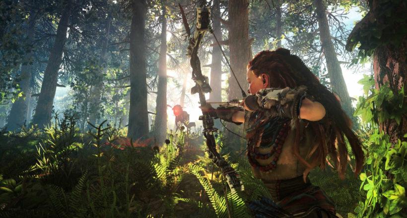 Horizon Zero Dawn da oggi è disponibile gratis per tutti gli utenti PlayStation