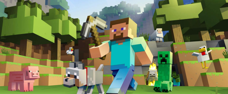 A dicembre arriva l'Holiday Update per Minecraft: Console Edition