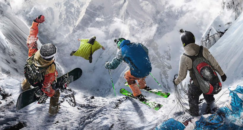 Steep Road to the Olympics: disponibile il diario di sviluppo