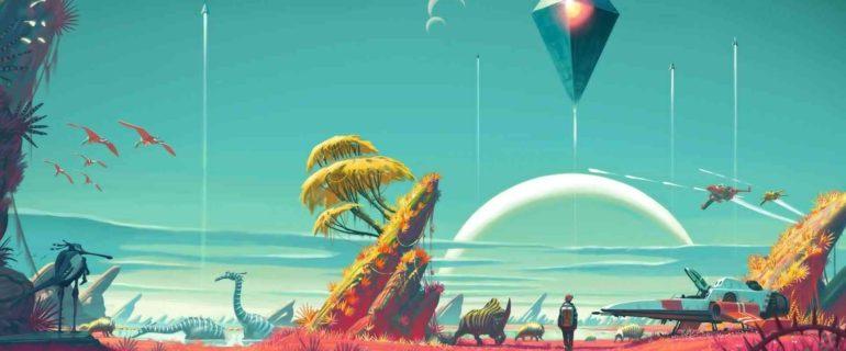 No Man's Sky Next: rivelata la data di uscita e la presenza del multiplayer