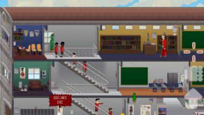 Skool Daze: il piccolo gioiello C64 e Spectrum torna su mobile