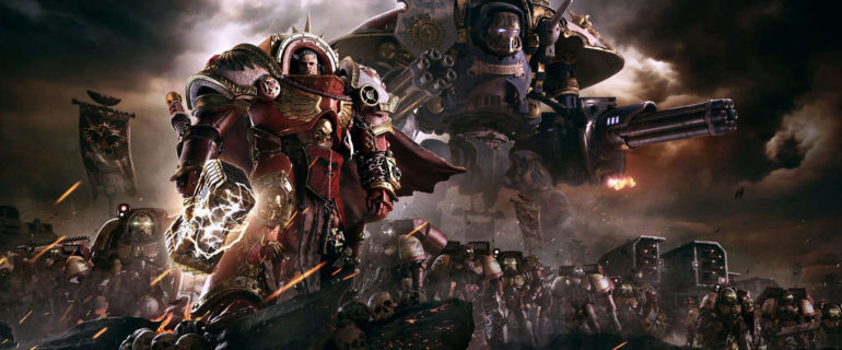 Warhammer 40,000: Dawn Of War III, annunciata la data dell'Open Beta